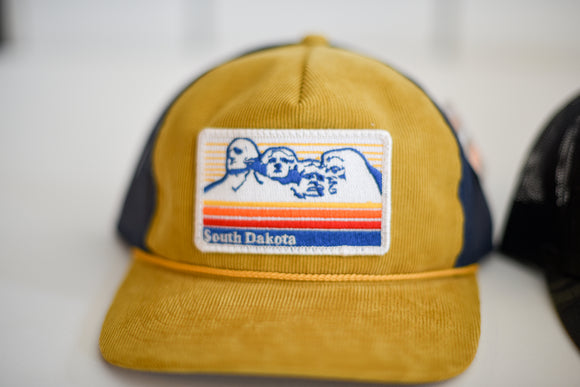SD Patch Hat