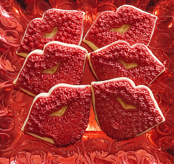 Karisma Kiss Cut Out Cookies