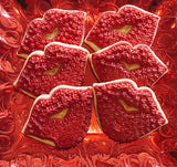 Karisma Kiss Cookies