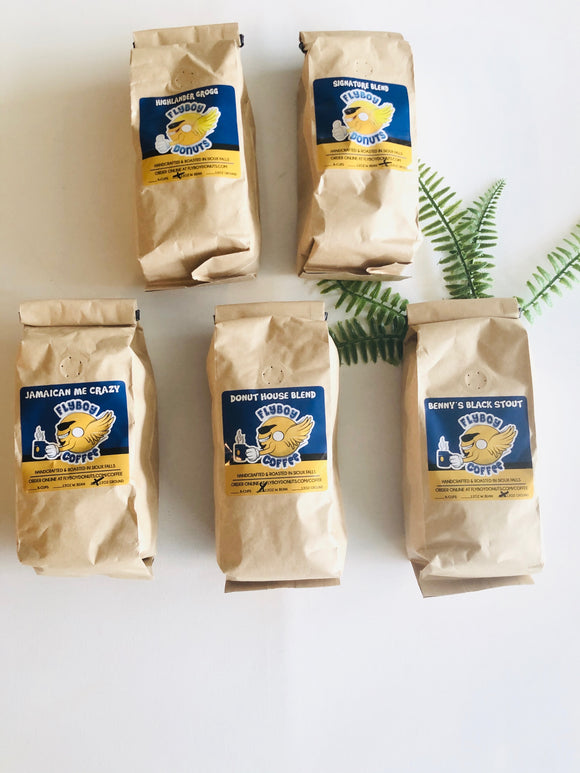 Flyboy Coffee (12oz Bag)