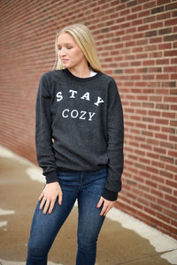 Stay Cozy Fleece Sweater