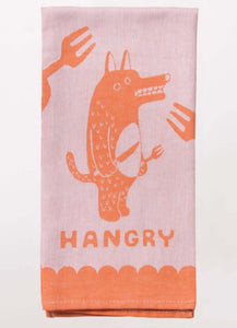 BQ Dish Towel - Hangry