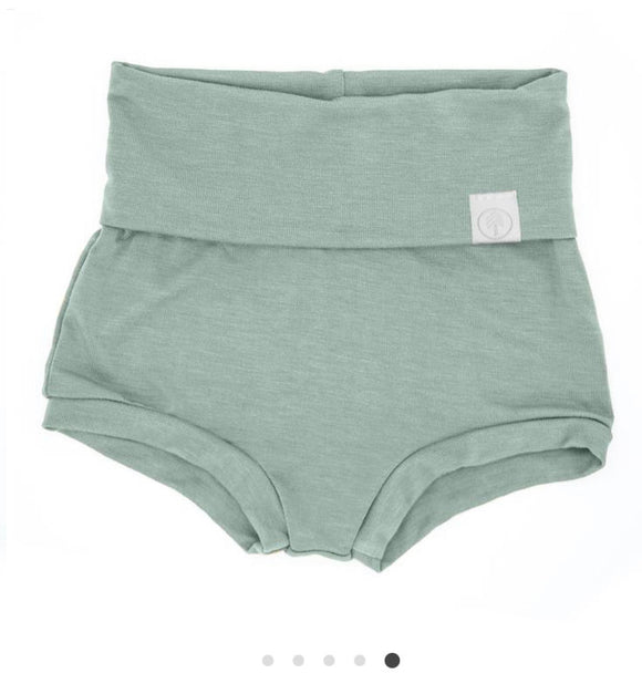 Bamboo Baby Bloomers - Sage