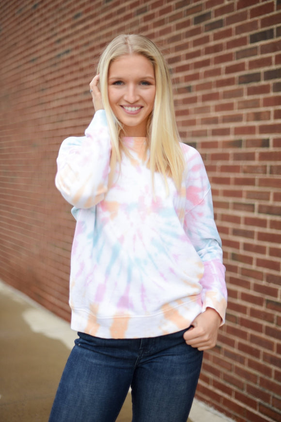 Sharise Tye Dye Sweater