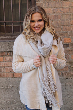 FP Brushed Scarf Kolby