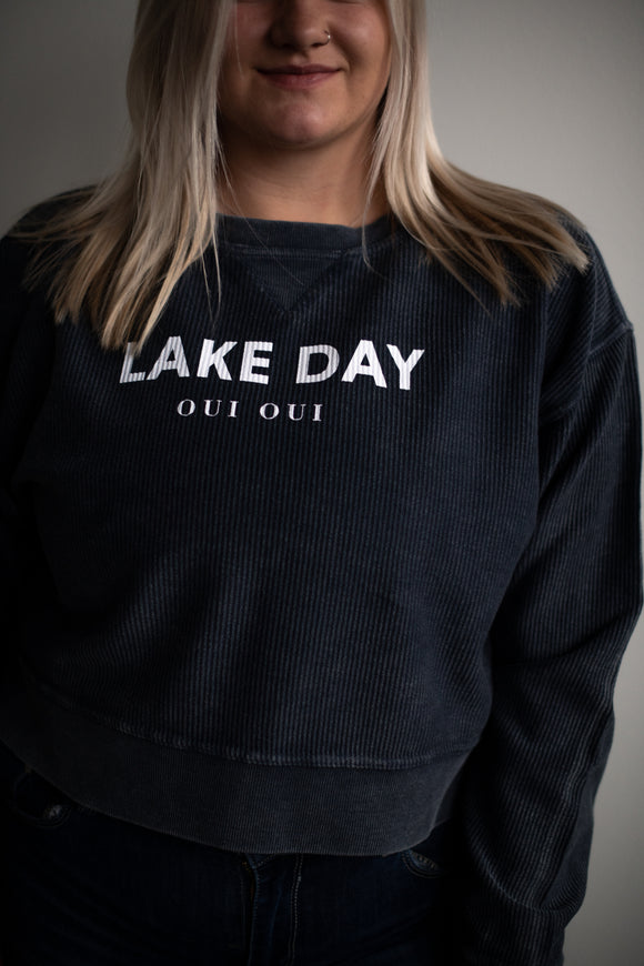 Lake Day Oui Oui Sweater