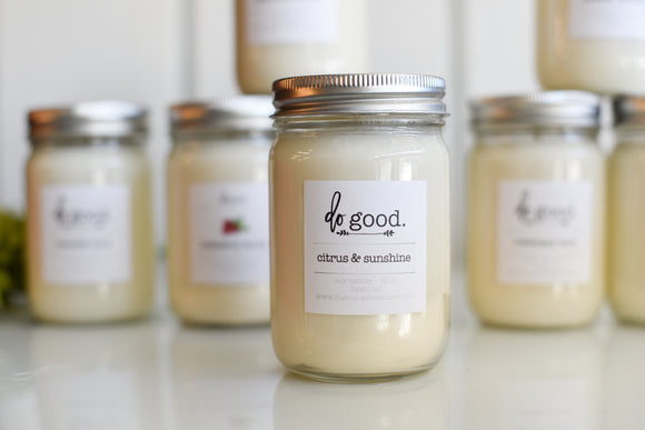 do good candles 10oz