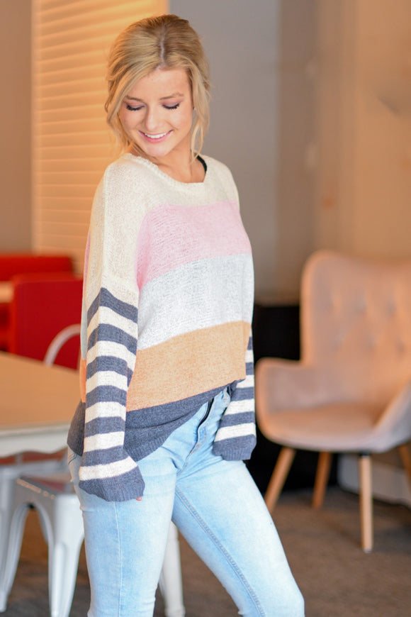 Montauk Mornings Sweater