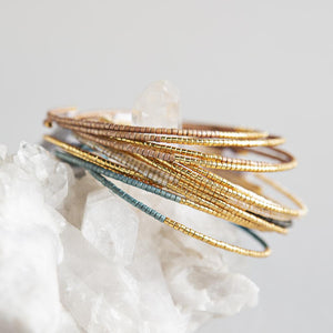 Norah Bangle - Gold