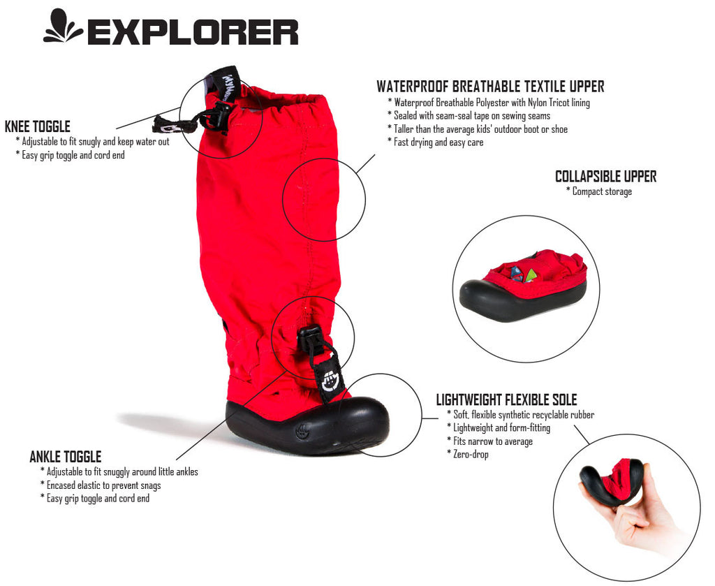 MyMayu Explorer boot