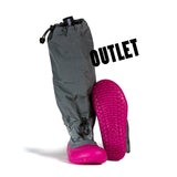 Explorer Outlet - Gray/Pink - Lightweight Outdoor Boots