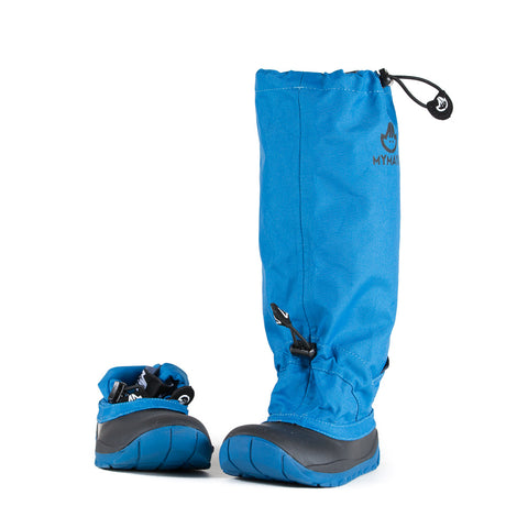 Trekker - Blue - Lightweight Outdoor Boots for Awesome Kids