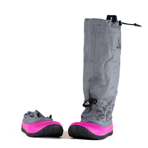 Trekker - Pink - Lightweight Outdoor Boots