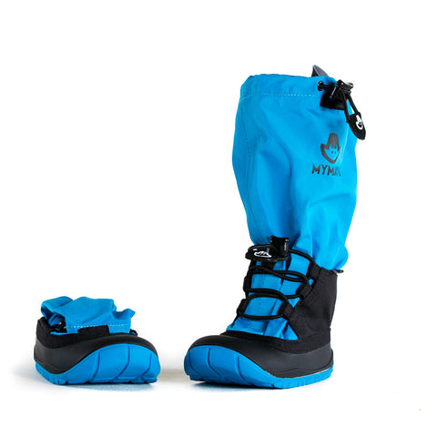 Traveller - Teal - Lightweight Outdoor Boots for Super Kids