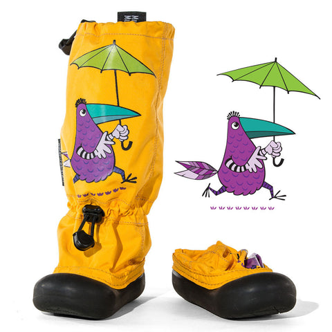 MM - Yellow Bird - Lightweight Outdoor Boots (Infant & Toddler)