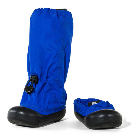 MM - Blue - Lightweight Outdoor Boots (Infant & Toddler)- Final Sale- No Returns