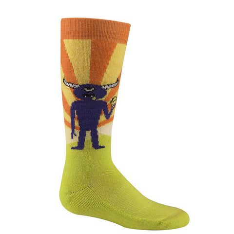 Snow Yeti Socks by WigWam - Limon