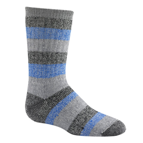 Lil Rascal Socks by WigWam - Black/Blue