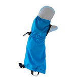 Wrist Gaiter - Summit - Teal- CLEARANCE Final Sale