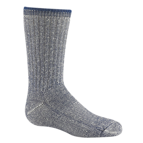 Merino Wool Comfort Hiker Socks by WigWam - Blue