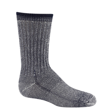 Merino Wool Comfort Hiker Socks by WigWam - Navy