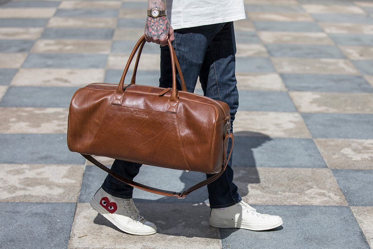 London Weekender Duffel Bag - ZURII