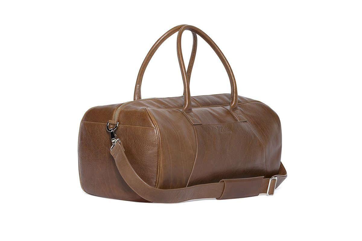 The London Weekender Duffel Bag - ZURII