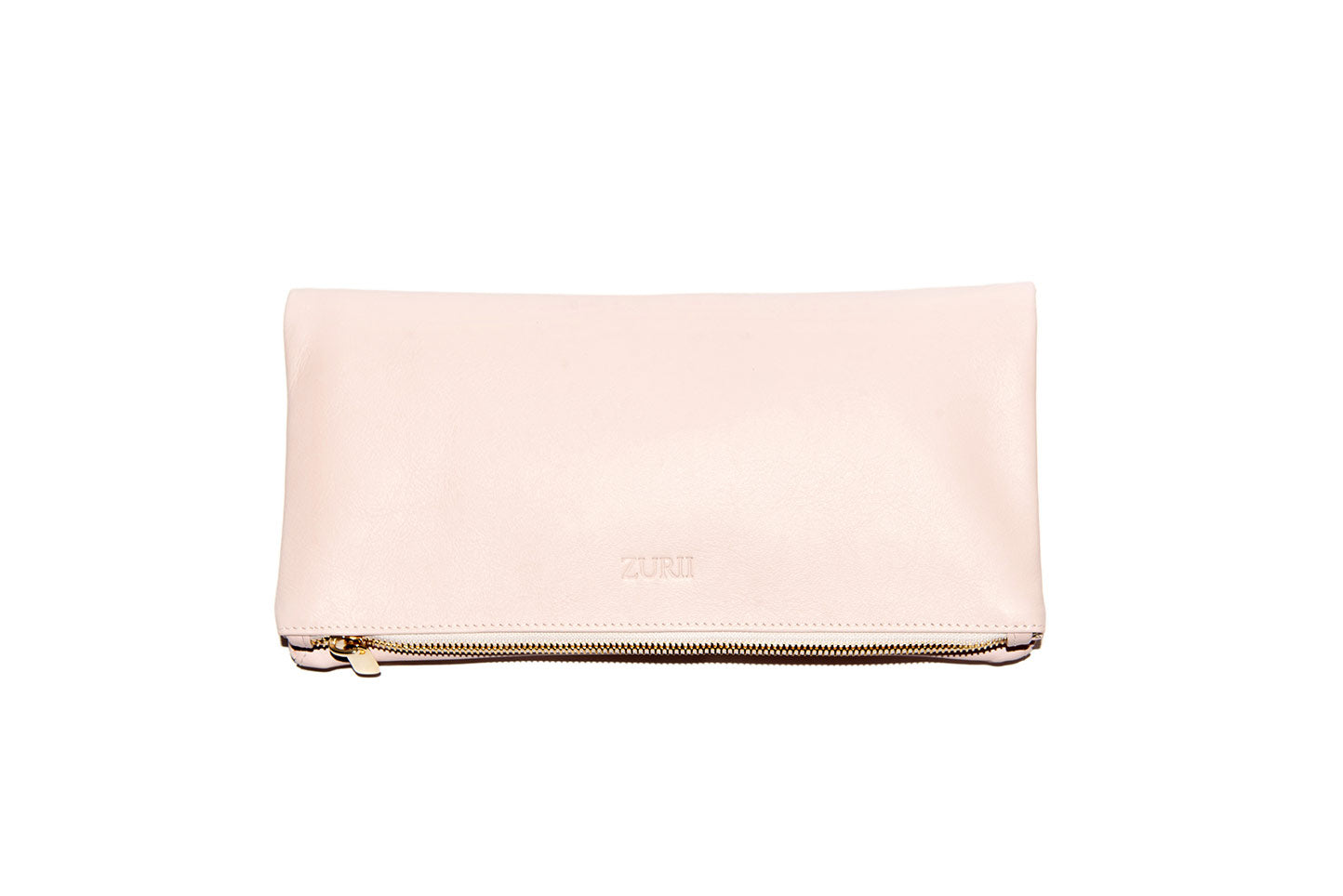 The Manhattan Clutch - Barely Pink - ZURII