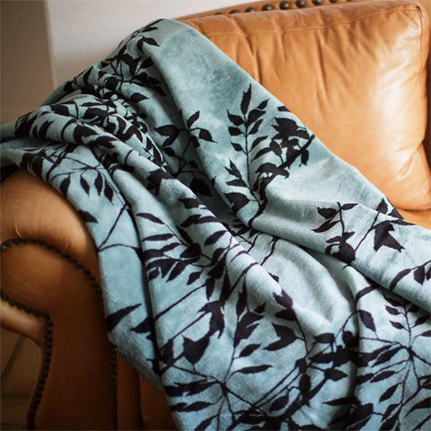 Denali Microplush™ Throw - Branches