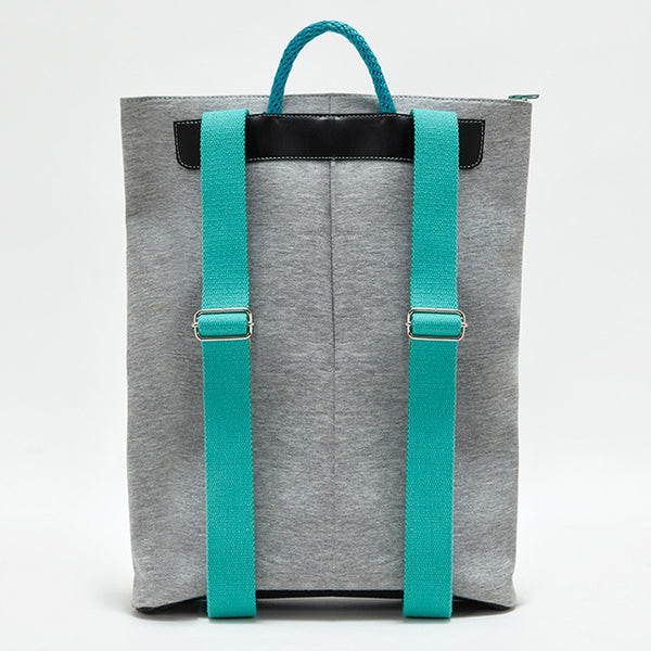 IF Backpack Aqua/Black/Grey - Italy