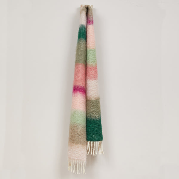 Millan Mohair Scarf- Ezcaray, Spain