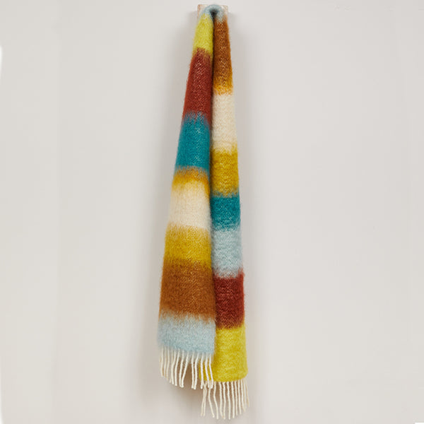 Lorenzo Mohair Scarf- Ezcaray, Spain