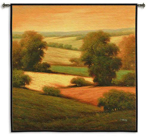 Amber Colors II Wall Tapestry -