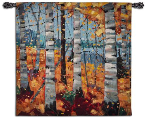 Border View Wall Tapestry by Graham Forsythe©|2 Sizes -