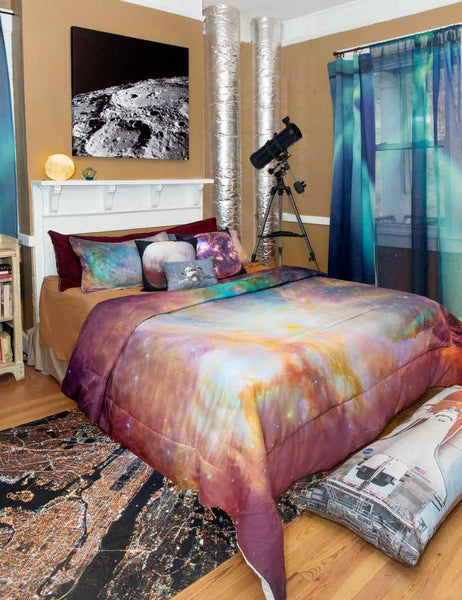 Comforters with Your Art or Image Design|4 Sizes