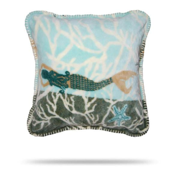 Denali Microplush™ Throw - Mermaid