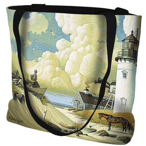 Dreamers Tapestry Tote by Charles Wysocki©