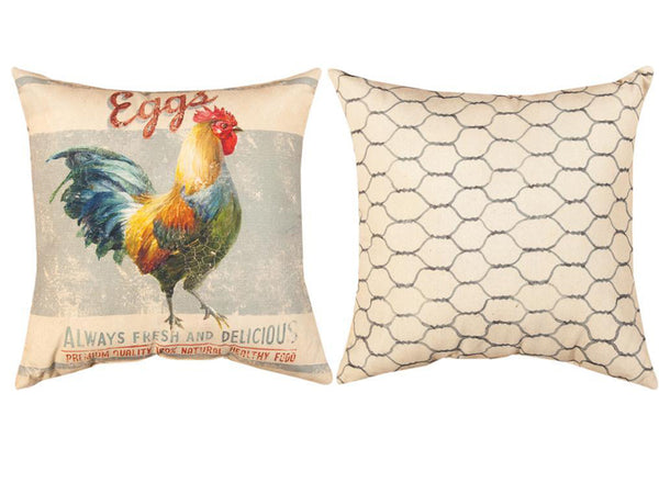Farm Nostalgia Pillow, Placemats, Runner by Danhui Nai©