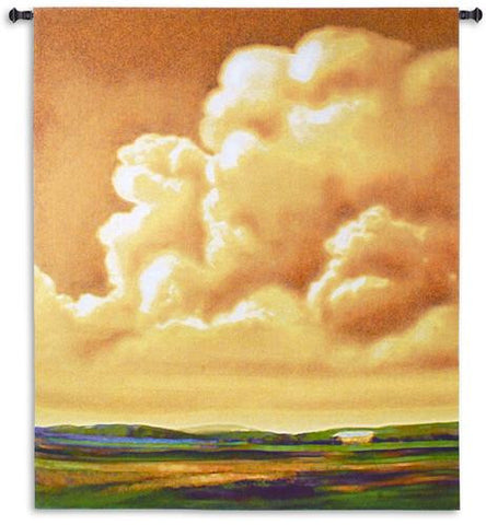 Golden Hour Wall Tapestry -
