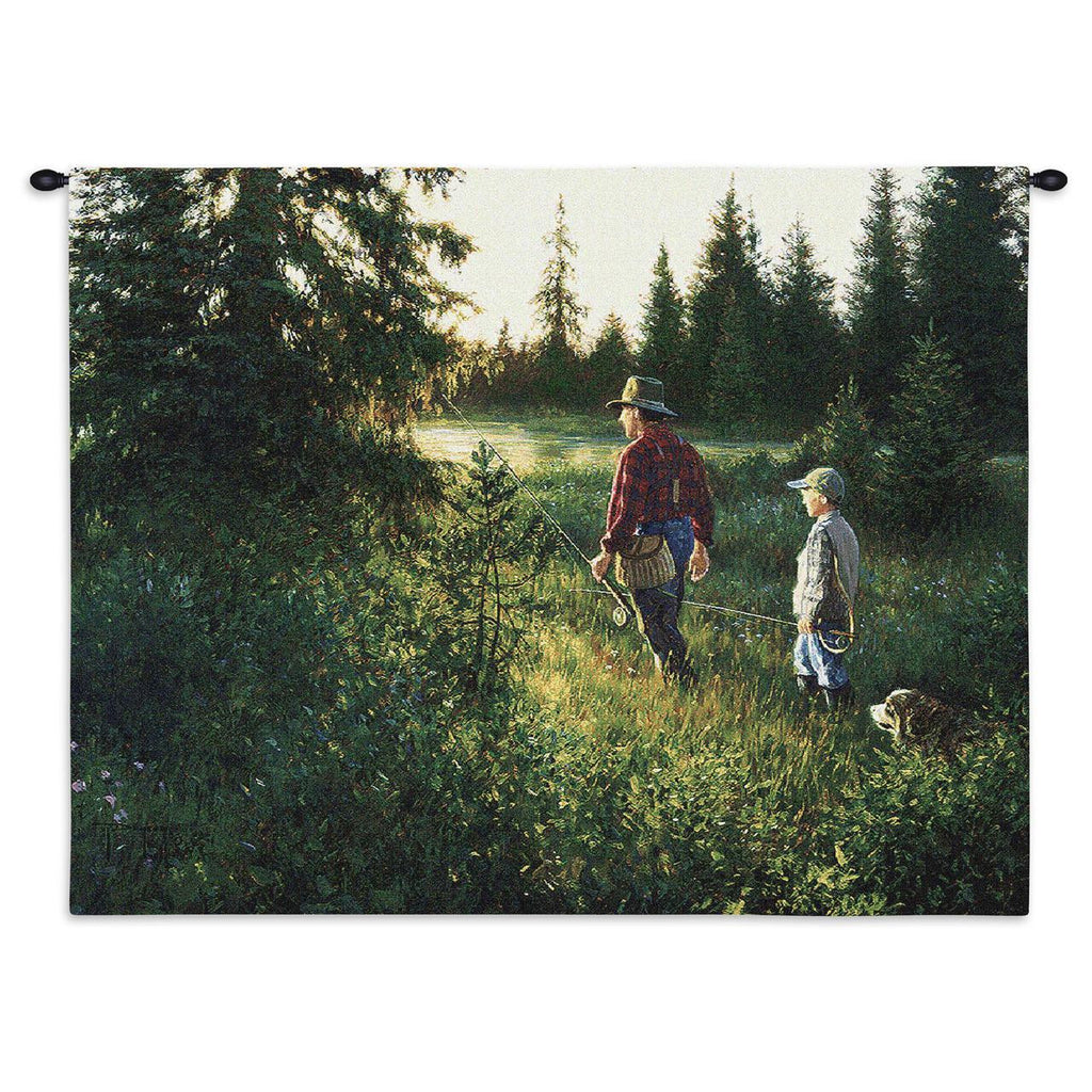 Good Times Wall Tapestry by Robert Duncan© -