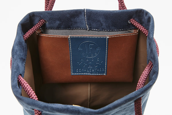 IF Suede Rucksacks  - Italy