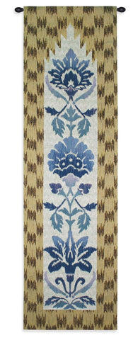 Ikat Henna Wall Tapestry by Sarah Simpson©