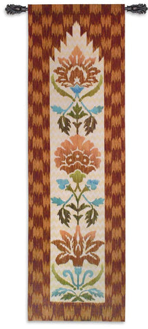 Ikat Mayer Wall Tapestry by Sarah Simpson©