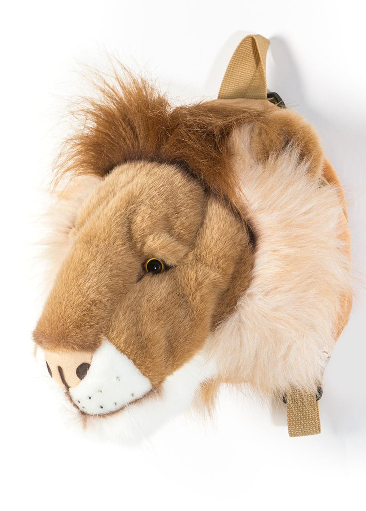 Lion Wild & Soft Backpack