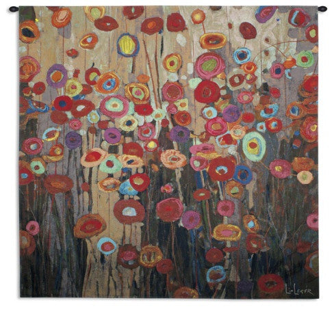 Parade Wall Tapestry by Don Li-Leger©