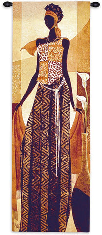 Malaika Wall Tapestry by Keith Mallet©