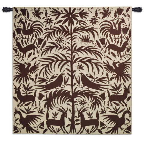 Otomi Earth Wall Tapestry