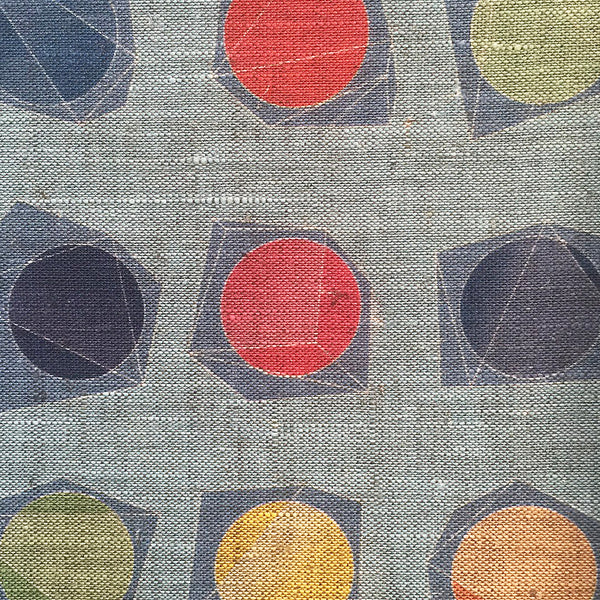 Custom Fabric By The Yard with Your Art Design - Linen Paloma Natural -   - 1