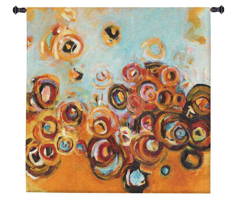 Paradisio II Wall Tapestry by Patrick Pryor© |3 Sizes