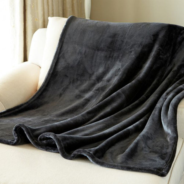 Plushera™ Throw Blankets|2 Colors|Decorating Option